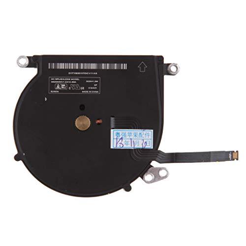 IPOTCH Reemplazo del Ventilador de Refrigeración de La CPU del Ordenador Portátil para Air 11'A1370