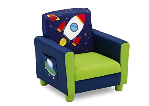 Delta Children Astronautas - Sillón infantil, unisex