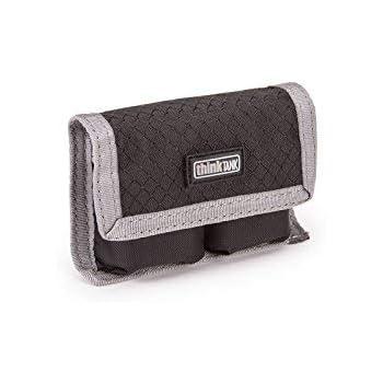 THINK TANK 2 Accus DSLR Messenger Bag, 75 cm, Black (Negro)
