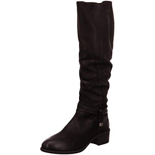 SPM Shoes & Boots Damen Stiefel 15409414-01-13157-01001 schwarz 540321