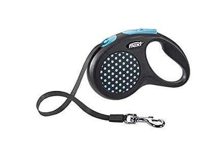 Croci C5055221 Flexi Design Tape, S, 5M, Azul