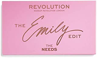 Makeup Revolution x The Emily Edit -The Needs Palette
