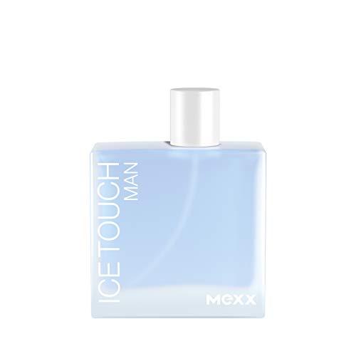 Mexx Ice Touch Man, Eau de Toilette Natural Spray, Erfrischend aromatisches Herren Parfüm mit Grapefruit, Zedern und Sandelholz, 1 er Pack (1 x 50ml)