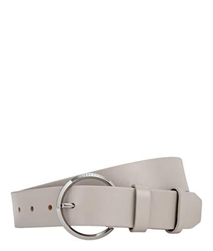 Liebeskind Damen Essential Belt06E9 Gürtel, Grau (String Grey 9110), 6641 (Herstellergröße: 90)