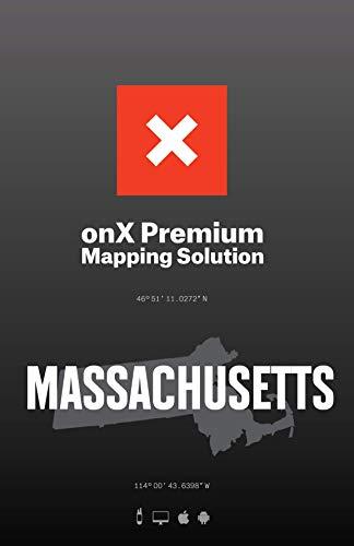 ONX: Massachusetts Jagdkarte für Garmin GPS - Jagd-Chip mit öffentlichen & privaten Landbesitzern - Jagdeinheiten - inkl. Premium Mitgliedschaft Jagd-App für iPhone, Android & Web