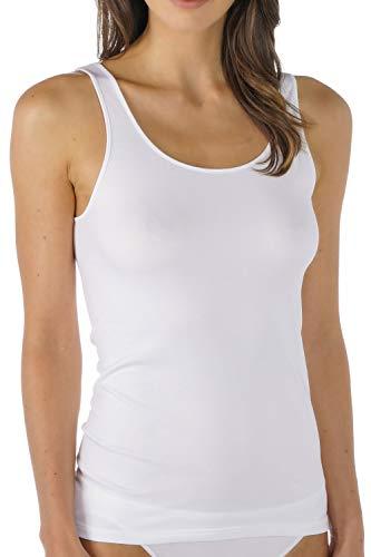 Mey 2X Emotion Damen Sporty-Hemd Unterhemd Gr. 44 Weiss (001)