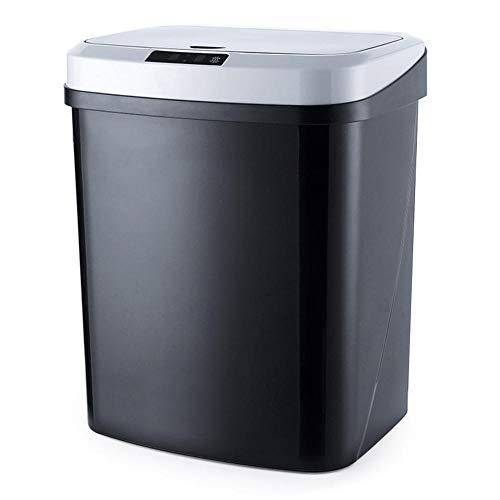 HUA JIE Bote De Basura, Bote De Basura Inteligente, Utilizado En La Oficina, La Cocina, El Dormitorio Y El Baño.