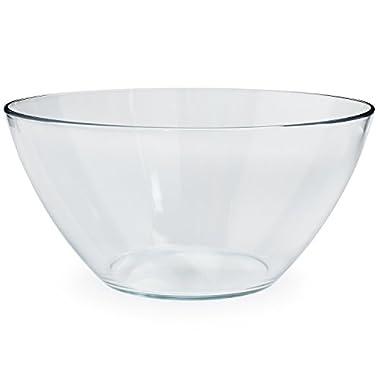 Sur La Table Cosmo Glass Bowl E8859 , 11  , Clear
