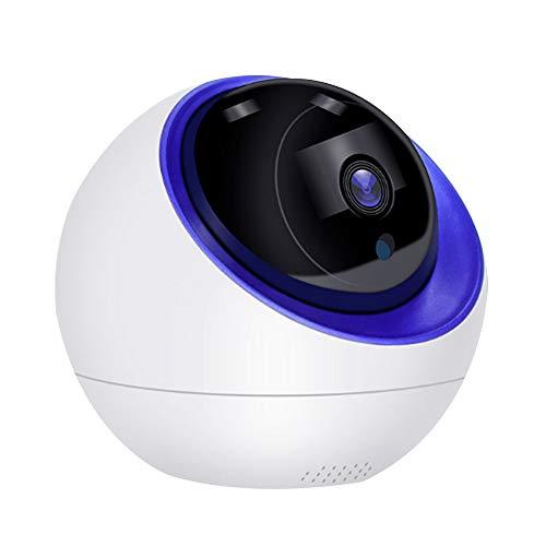 Cámara Cámara de vigilancia Cámara de seguridad Cámara De Seguridad, 1080p HD WiFi Dome IP Cámara PIR Night Vision Remoto Inteligente De Vigilancia Inteligente Cámara Para Alexa Tuya 110-240V Reino Un