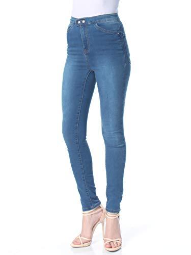 Free People $78 Womens New 1505 Blue Skinny Jeans 26 Waist B+B