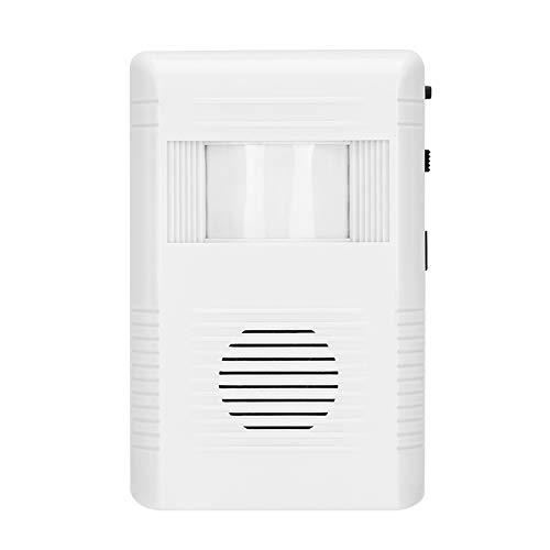 Draadloos huisbeveiliging opritalarm, infrarood sensor deuropening bewegingsmelder ondersteuning dag en nacht voor winkels, huizen, kantoorgebouwen, fabrieken.