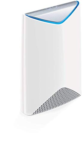 NETGEAR SRS60 Orbi Pro Whole Home Mesh Wi-Fi Satellite (Add Up to 2000 sq ft), Tri-Band AC3000 (3.0 Gbps), White