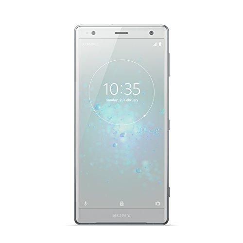 Sony Xperia XZ2 Smartphone, Display 5.7 , 64 GB, Processore Qualcomm Snapdragon 845 Mobile, Mono Sim, Bianco Argento [Italia]