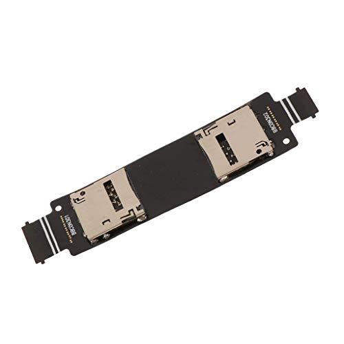 Dubbla SIM-kortshållare Flexibel kabel för ASUS Zenfone 5 A500CG A501CG