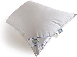 Daunex Soft Almohada, algodón, Blanco, 50x 80x 2cm