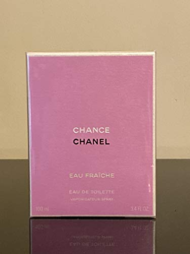 Chance by Chanel Eau Fraiche Spray 3.4 oz / 100 ml (Women)