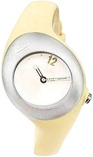 57c97ce17b93 Nike Reloj analogico para Mujer de Cuarzo con Correa en Caucho WR0070706