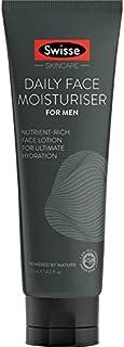 Swisse Daily Face Moisturiser for Men, 120 ml Pack of 1