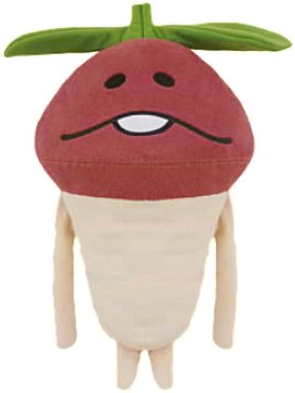 Your touch detective Mushroom Garden Futaba jumbo stuffed BIG (japan import)