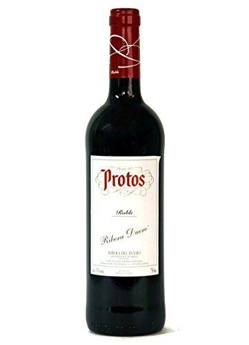 Vino Tinto Protos Joven 2014 0,75 L.