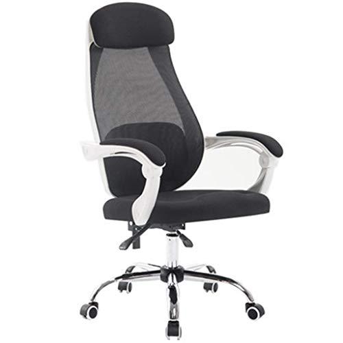 QNDDDD Bürostühle Computerspiel Home Lazy Office Ergonomisches Freizeitlift Drehgeschenk,C,117 * 66 cm