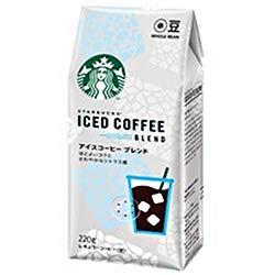 ネスレ日本 スターバックス コーヒー アイスコーヒー ブレンド 220g×12袋入×(2ケース)