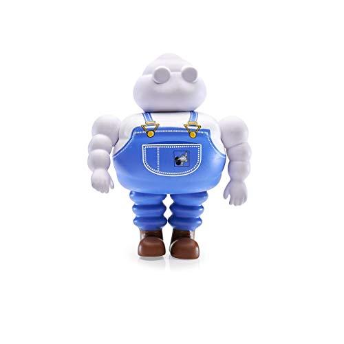 Bibendum Michelin en el taller
