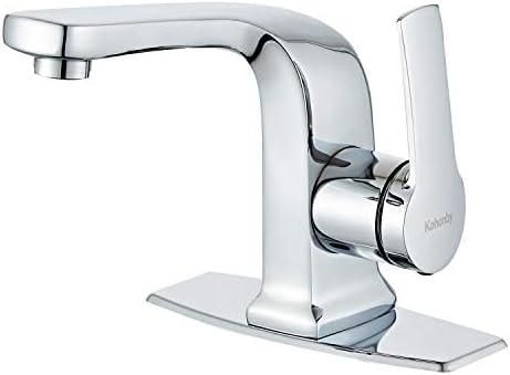 Top 10 Best modern quiet chrome bathroom faucet Reviews