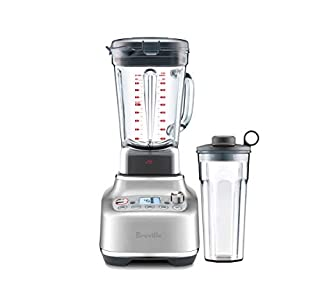 Breville BBL920BSS Super Q Countertop Blender, Brushed Stainless Steel, medium (B07S3XFND1) | Amazon price tracker / tracking, Amazon price history charts, Amazon price watches, Amazon price drop alerts