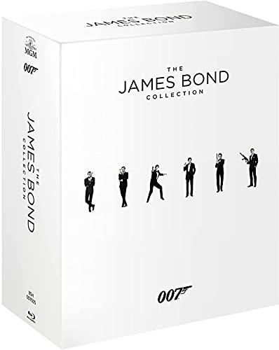 Colección James Bond - Pack 24 Películas [Blu-ray]