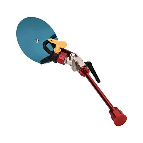 MOPEI 7/8'Pulverizador de pintura Herramienta de guía de pulverización Punta de pulverización sin aire de la máquina de pulverización Airless para Graco Wagner Titan (315 Boquilla)