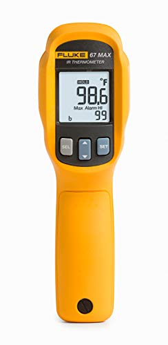 Fluke 67 MAX Non Contact Digital Infrared Thermometer $82.92