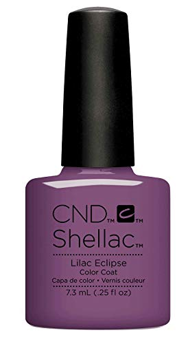 CND Shellac Lilac Eclipse, 7.3 milliliters