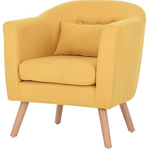 XINGH Lazy Sofa Moderne und Stilmöbel, Chaise Lounge mit Kissen Rückenlehne Reclining Sofa, for Meditation Seminare Lese Fernsehen oder Gaming