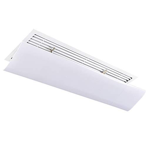 Rolluik Airconditioning Deflector, Air Deflector Conditioner Deflector, Anti-Direct Air Conditioner Cover Uitlaat Ventilator Wind Deflector Yingpai