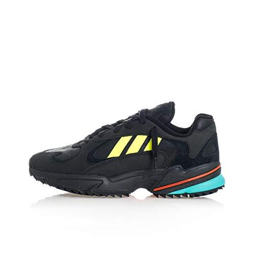 adidas Yung-1 Trail Calzado Core Black/Yellow