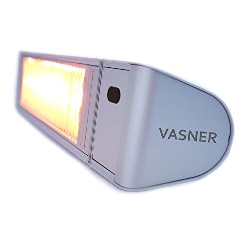 VASNER Teras X20 Infrarotstrahler | R-Design | 2000 W Infrarot-Heizstrahler | 6 Stufen | Bild 2*