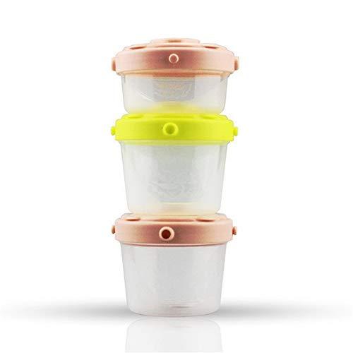 Milchpulver Box Tragbare Milchpulver Formel Dispenser Container Pot Box Milch-Dosen-Aufbewahrungsbehälter Milchpulverspender
