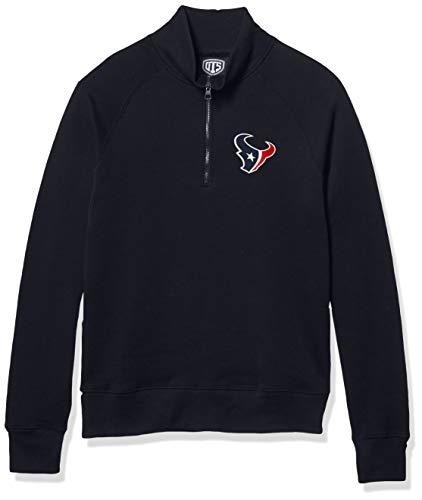 OTS NFL Chicago Bears Men's Fleece 1/4-Zip Pullover, Logo, XX-Large
