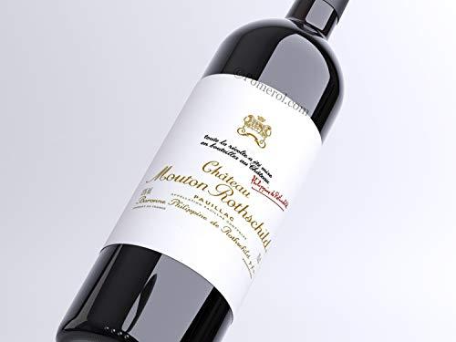 X12 Château Mouton Rothschild 2011 Rouge 75 cl AOC Pauillac 1er Cru Classé Vino Tinto