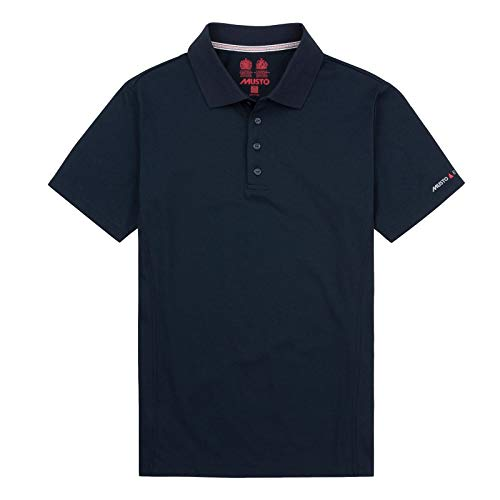 Musto Evolution Sunblock Short Sleeve Polo 2017 - True Navy S