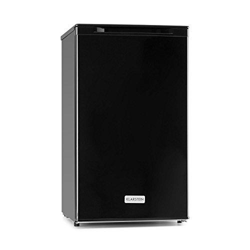 KLARSTEIN Garfield XL - 4 Stelle congelatore, 75 Litri Freezer, 3 Livelli, Temperatura Regolabile Fino a -18°C, 80 W di Potenza assorbita, fermaporta