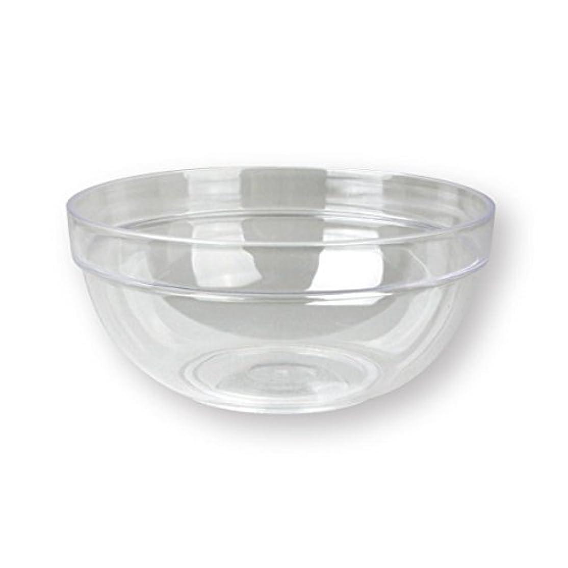 上いくつかの構造4個セットプラスチックボール プラスチック ボウル カップクリア 直径20cm