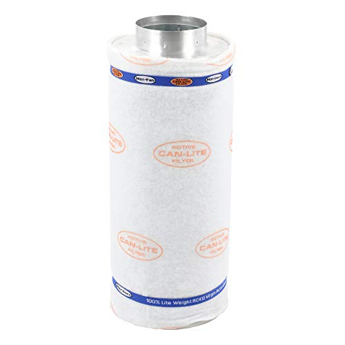 Can Fan 358590 Carbon Filter, 6 Inch