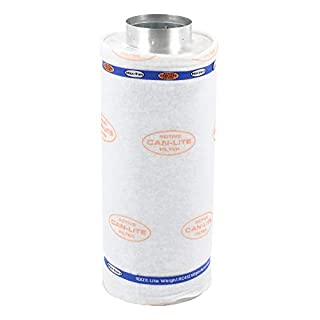 Can Fan 358590 HGC700590 Carbon Filter, 6 Inch, Silver (B005GZ1W3S) | Amazon price tracker / tracking, Amazon price history charts, Amazon price watches, Amazon price drop alerts