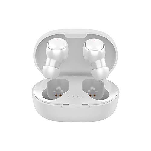 Topuality A6S Auriculares inalámbricos BT Estéreo Mini diseño Auriculares Impermeables