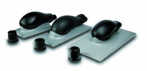 Mirka 8391402011 Handblock Grip 13L, 70 x 125 mm, Grau