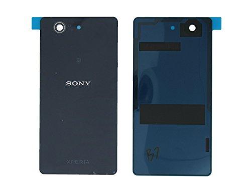 Original Sony D5803, D5833 Xperia Z3 Compact Schwarz Akkudeckel mit Objektiv - 1285-1181
