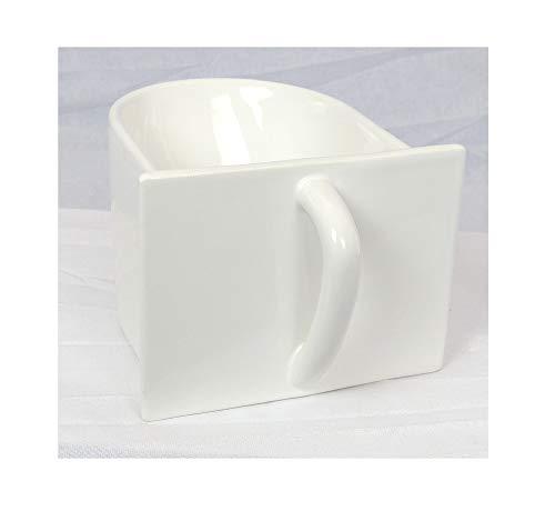 Küchenschütten als Glasschütten oder Kermikschütten - 0,9 Ltr. Farbe keramik3