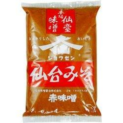 ジョウセン 仙台みそ 1kg(4袋)【入り数2】
